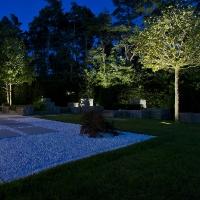 Licht im Japangarten Bayreuth