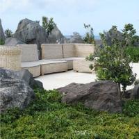 Japangarten Santorin