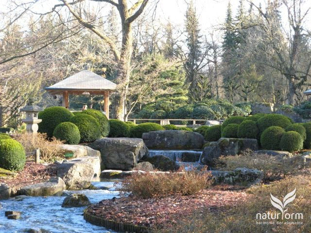 Öffentliche japangärten | naturform | garten- und landschaftsbau, Garten ideen