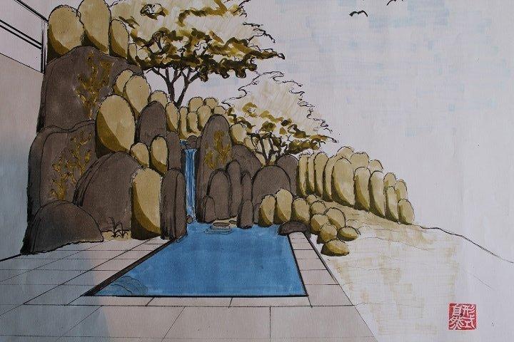 planen visualisieren naturform garten und landschaftsbau japanischer garten und. Black Bedroom Furniture Sets. Home Design Ideas