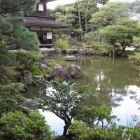 Japangarten Ginkaku 1
