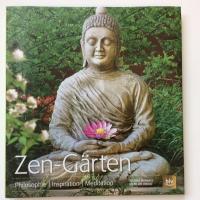 Japangarten-Buch Zen-Gärten