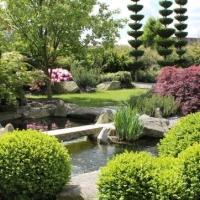 Japangarten-Koiteich-Ppagoden
