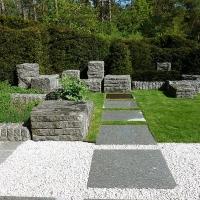 Garten Bayreuth nachher, Gartengestaltung Bayreuth