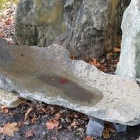 Schiffsfelsen Granit lang